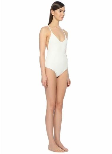 Matteau Swim Mayo Beyaz